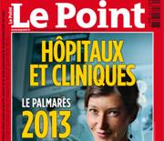 La Clinique Vision Laser des Alpes n°7 en France classement le Point 2013